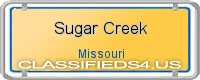 Sugar Creek board